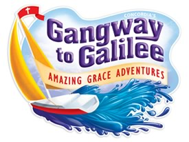 Gangway to Galilee CPH VBS 2014 logo