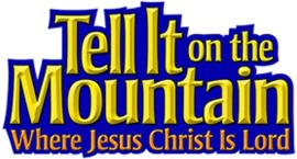 Tell It on the Mountain CPH VBS 2013 logo